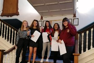 Success for Scarborough College students