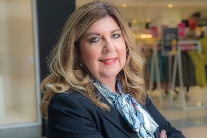 Sue Anderson-Brown, centre manager at Brunswick Shopping Centre.