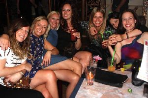 24 photos from nights out in Red Square in Scarborough in 2013.