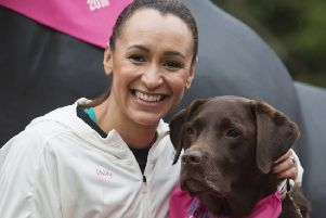 Jessica Ennis-Hill. Photo: Jon Parker Lee/Vitality/PA Wire.