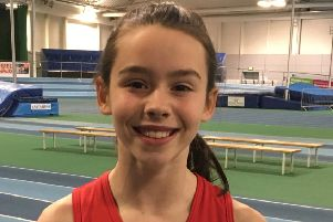 Erin Lobley: Two golds and a silver