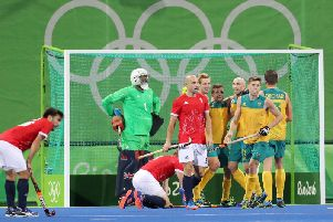 Disappointment for GB