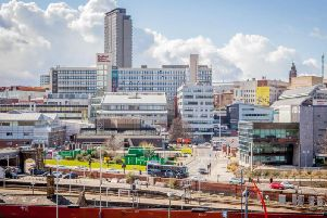 More people in Sheffield are in work or training than last year
