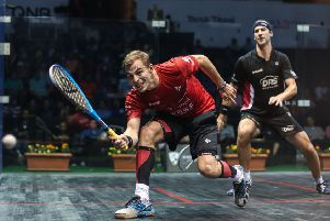 Squash: Nick Matthew ready for Karim Abdel Gawad test in the quarter-finals of the Worlds