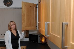 Tracy Lycett is unhappy with Homebase after trying to sort out her kitchen for 14 months.