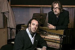 Jarvis Cocker with Chilly Gonzales