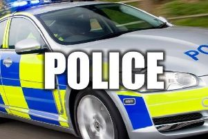 Police are dealing with two incidents on the M62