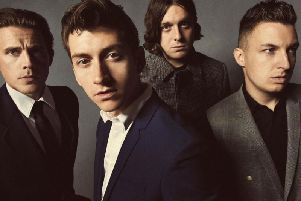 Could Arctic Monkeys be planning a series of dates in Hillsborough Park?