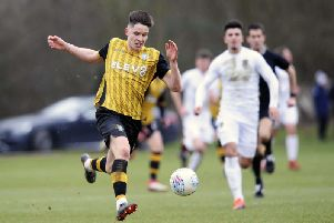 Rumours have linked George Hirst with a switch to Manchester United