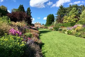 There are a wealth of attractive gardens to visit around Yorkshire