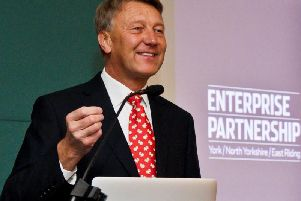 Tributes have been paid to Lord-Lieutenant for North Yorkshire Barry Dodd CBE, who was killed in a helicopter crash yesterday.