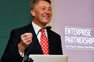 Tributes are flooding in for Barry Dodd CBE, Lord-Lieutenant of North Yorkshire.