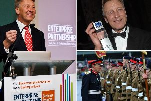Barry Dodd CBE was a highly respected figure within Yorkshire's business community.