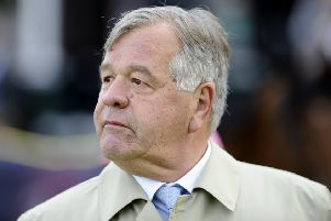 Sir Michael Stoute, who became the winningmost trainer in Royal Ascot history.