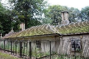Birley Spa Bath House, the last remaining Victorian bath house still set in its original grounds in South Yorkshire