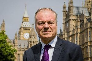 Sheffield MP Clive Betts.
