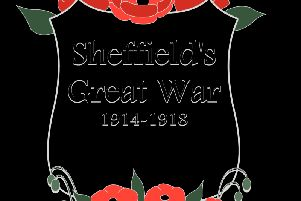 Sheffield event marks 100 years since end of World War One