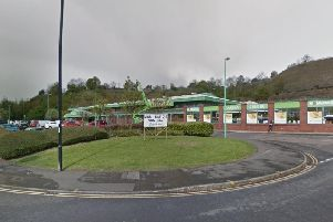 Homebase on Chesterfield Road. Picture: Google