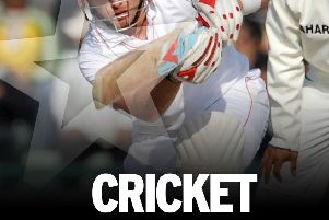 Cricket: News, reports and more.