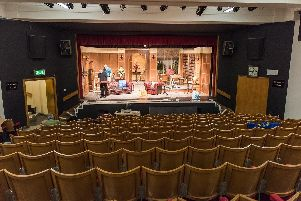 The Library Theatre in Sheffield