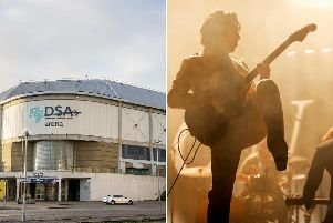 Arctic Monkeys are playing four shows at Sheffield's Fly DSA Arena