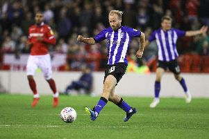 Barry Bannan has served his ban