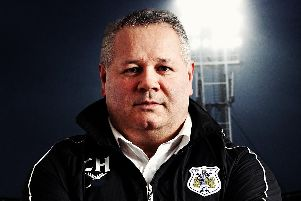 Chief executive of Doncaster Rugby League Club, Carl Hall