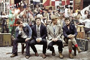 Mumford and Sons have postponed their Sheffield show.