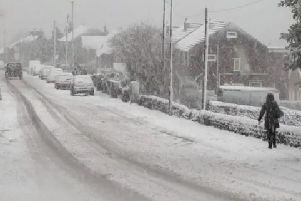 Sheffield could see snow later this week
