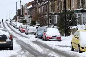 Some parts of Sheffield could wake up to snow tomorrow