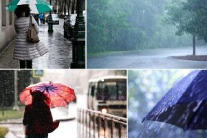 Stormy weather will affect the UK on Friday