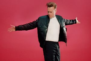 Olly Murs will come to Yorkshire when he tours next year. Picture Gina Canavan.