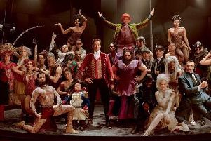 Sing along to The Greatest Showman and three more musicals at the Showroom cinema, Sheffield this New Year's Eve