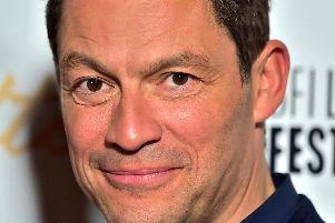 Dominic West. Picture: Matt Crossick/PA Wire