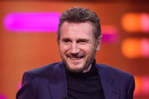 Liam Neeson said he was compelled by a 'primal' and 'medieval' desire for revenge. Picture by Matt Crossick/PA Wire.
