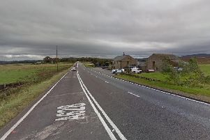The A628 Woodhead Pass near the Dog and Partridge. Picture: Google.