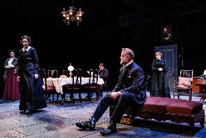 The Cast of Rutherford and Son at the Crucible, Sheffield. Picture: The Other Richard