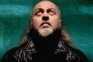 Bill Bailey, who is on tour in new show Larks in Transit