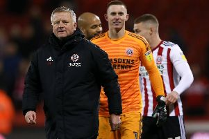 Chris Wilder has led Sheffield United to second in the league: James Wilson/Sportimage