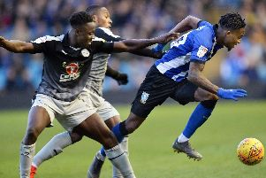 Rolando Aarons is not thinking about his long-term future