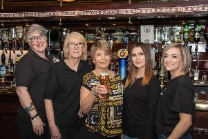 Best Bar Team in the UK