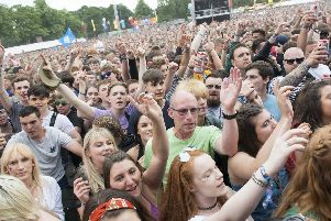 Crowds at Tramlines 2018. Picture: Dean Atkins.