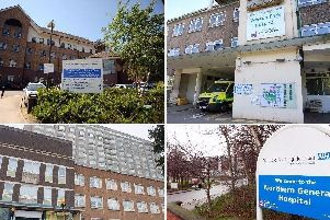 Sheffield Teaching Hospitals runs the Northern General, Royal Hallamshire, Jessop Wing maternity unit and Weston Park cancer hospital