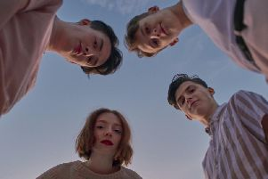 Debut single and European headline tour from Sheffield's Sophie and The Giants