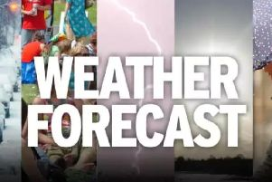 This is what forecasters from the Met Office say you can expect the weather to be like in Sheffield over the next five days.