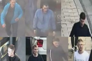 Do you know these men? (photo: SYP).