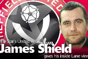 The Star's Sheffield United writer James Shield