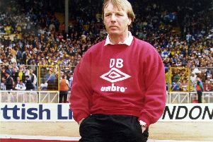 Former Sheffield United manager Dave Bassett