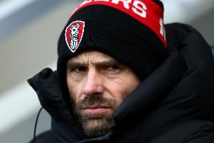 Paul Warne, manager of Rotherham United (Photo by Jordan Mansfield/Getty Images)