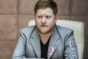 Sheffield Hallam MP Jared O'Mara